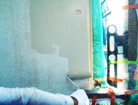 外壁塗装工事の参考プラン